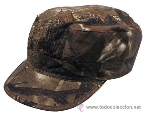 GORRA VISERA FIELD CAP CAMO HUNTER MARRON 100% ALGODON 10213G MF3GORRA VISERA FIELD CAP CAMO HUNTER (Militar - Equipamiento de Campaña)