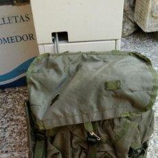 Militaria: MOCHILA MILITAR. Lote 38851044
