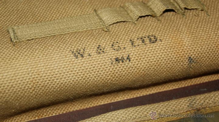 Militaria: Detalle del marcaje del fabricante. - Foto 5 - 39357360