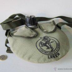 Militaria: CANTIMPLORA DE ALUMINIO LAKEN. Lote 39815480