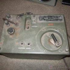 Militaria: RADIO U S ARMY REMOTE CONTROL UNIT RM 29-A THE CROSLEY CORPORATION CINNCINATI OHAIO. Lote 40376623