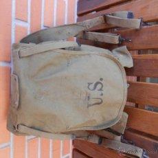 Militaria: MOCHILA MACUTO U.S HAVERSACK ORIGINAL WWII 1942. Lote 40850686