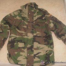 Militaria: CHAQUETO DE MARCA GORE TEX TALLA P .INF.MARINA. Lote 42058808