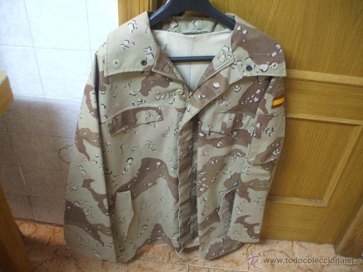 tres cuartos mimetizado desierto chaqueta chaqu comprar