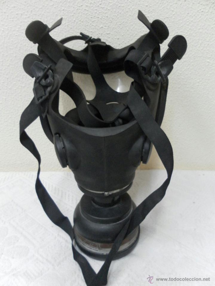 Militaria: Mascara antigás. - Foto 3 - 42543758