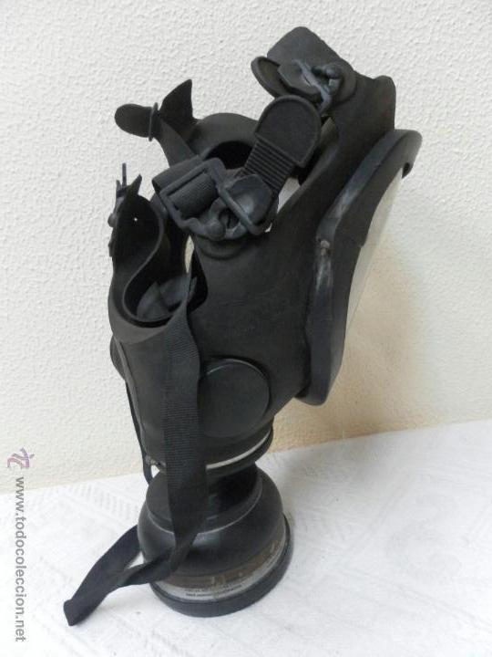 Militaria: Mascara antigás. - Foto 4 - 42543758