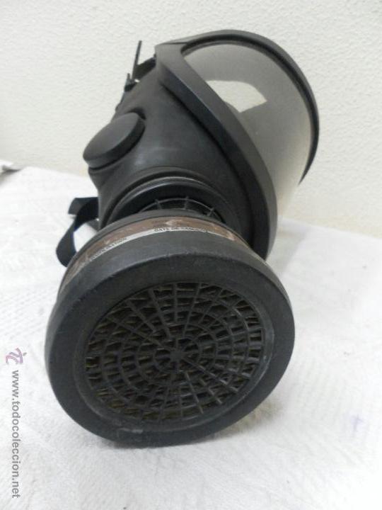 Militaria: Mascara antigás. - Foto 5 - 42543758