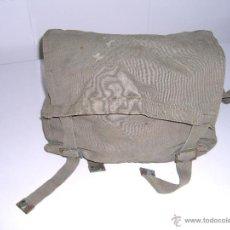 Militaria: MOCHILA, MACUTO, BANDOLERA. Lote 43134763