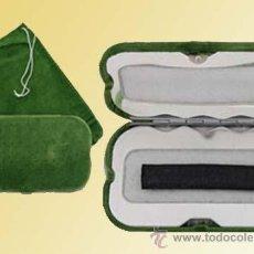 Militaria: CALENTADOR DE MANOS + 12 BARRAS DE CARBON TERMICO. Lote 52951138