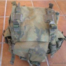 Militaria: ANTIGUA MOCHILA LIGERA DE COMBATE EJERCITO. Lote 47644310