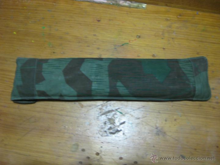 Militaria: bolsa palos y piquetas para tienda usando Zeltbahn ORIGINAL II GUERRA MUNDIAL - Foto 4 - 48138861