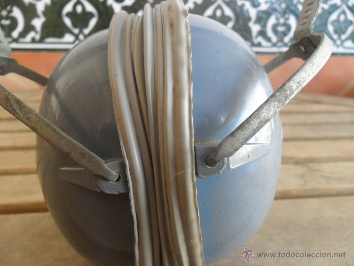 Militaria: AURICULARES DE TIRO MARCADO WILLSON SOUND BARRIER BACK MADE IN USA - Foto 2 - 48525166