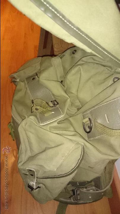 Militaria: CARGO O MOCHILA DE CAMPAÑA - Foto 2 - 49551026