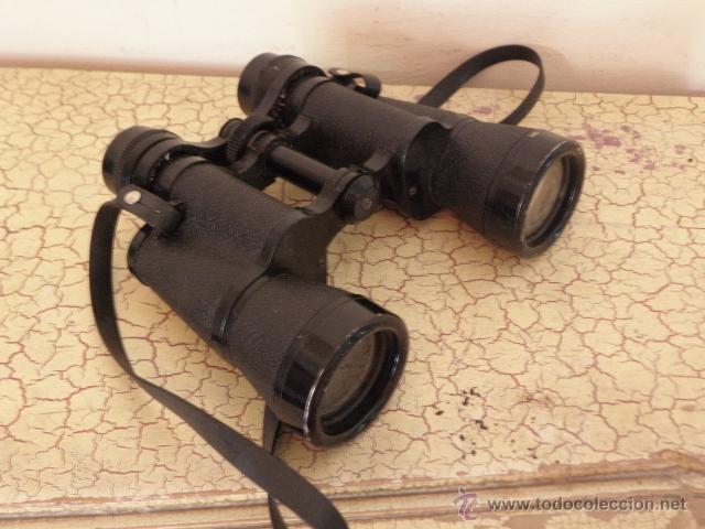 PRISMATICOS HALINA 8X40 COATED OPTICS (Militar - Equipamiento de Campaña)