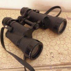 Militaria: PRISMATICOS HALINA 8X40 COATED OPTICS. Lote 50143938