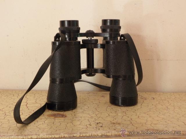 Militaria: Prismaticos Halina 8x40 coated optics - Foto 2 - 50143938
