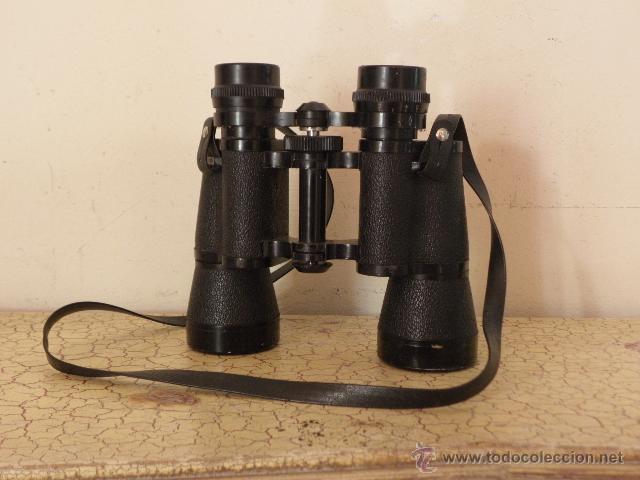 Militaria: Prismaticos Halina 8x40 coated optics - Foto 3 - 50143938