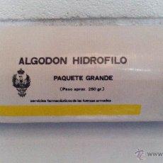Militaria: PAQUETE DE ALGODON FUERZAS ARMADAS ESPAÑA. Lote 51971883