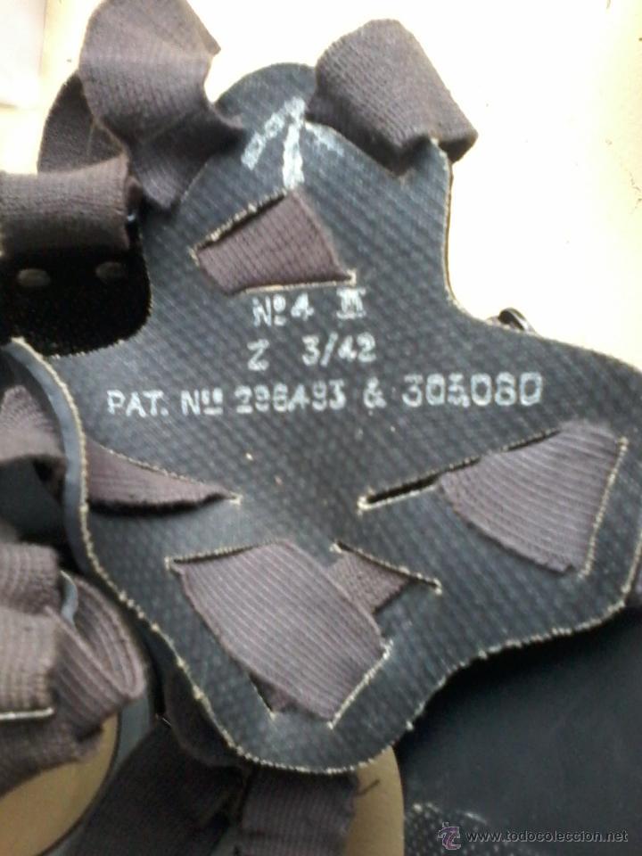 Militaria: MASCARA ANTIGAS FATRA-POST-GUERRA CIVIL - Foto 2 - 52972673