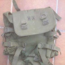 Militaria: ANTIGUA MOCHILA DE COMBATE, EJERCITO ESPAÑOL . Lote 53504557