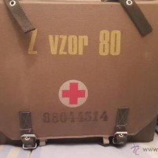 Militaria: BOTIQUÍN MILITAR DE CAMPAÑA Z VZOR 8O (CHECOSLOVACO). Lote 54489942