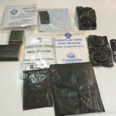 Militaria: RACION INDIVIDUAL DE CAMPAÑA EJERCITO ESPAÑOL. Lote 57420500