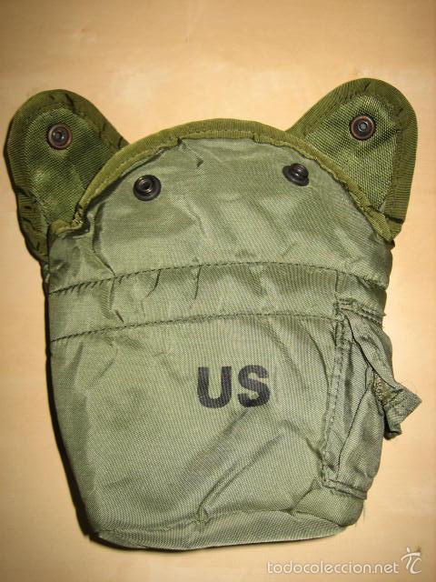 FUNDA CANTIMPLORA MILITAR US (Militar - Equipamiento de Campaña)