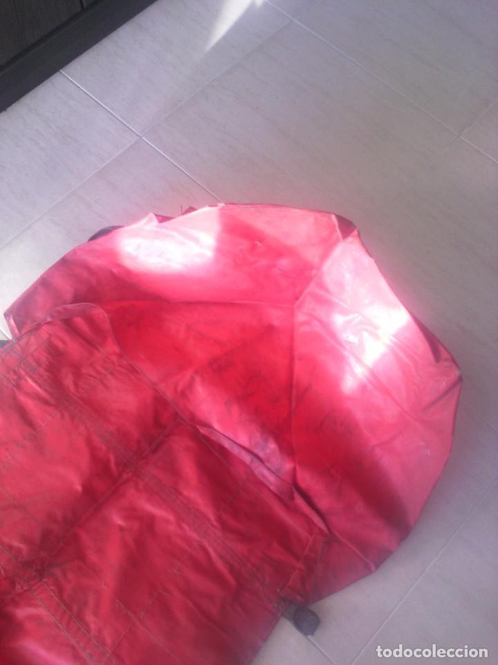 Militaria: Antigua camilla de la Cruz roja años 80 - Foto 3 - 66225794
