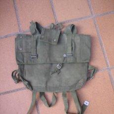 Militaria: MOCHILA DE COMBATE INFANTERÍA DE MARINA TEAR. VERDE LAGARTO. Lote 69063941