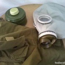Militaria: CARETA ANTIGAS. Lote 72205391