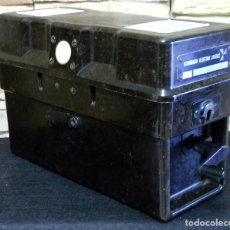 Militaria: TELEFONO DE CAMPAÑA - FELDFERNSPRECHER FF - OB/ZB - STANDAR ELECTRIK LORENT 5/66 - ALEMAN - ORIGINAL. Lote 195426711