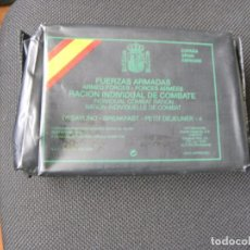 Militaria: RACION DE COMIDA MILITAR. Lote 146434133