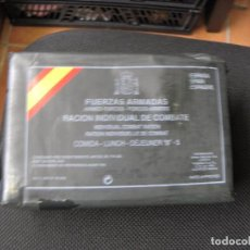 Militaria: RACION DE COMIDA MILITAR. Lote 74244539