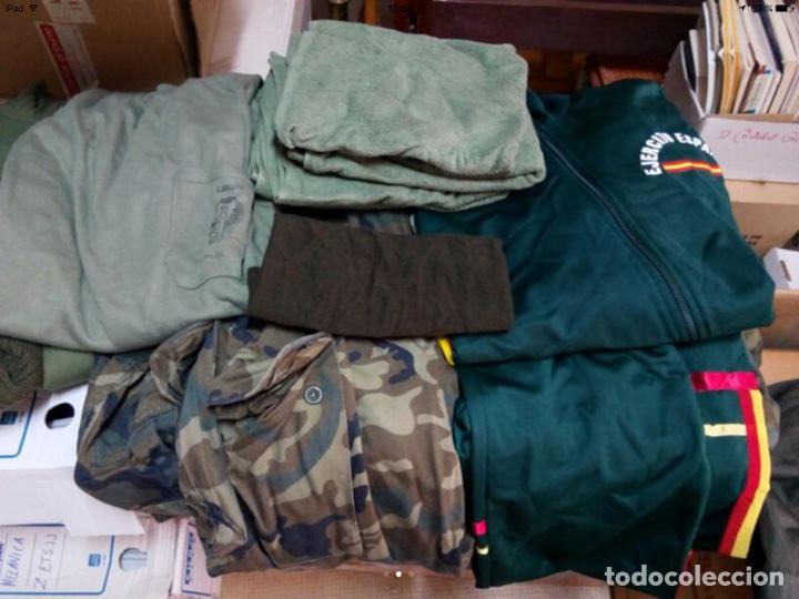 Militaria: Petate y Ropa militar - Foto 2 - 74306425