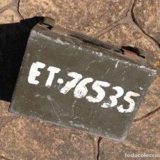 Militaria: BOTIQUIN DE LAND-ROVER MILITAR.. Lote 80836672
