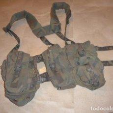 Militaria: * CHALECO TACTICO DE CAMUFLAJE DEL EJERCITO ESPAÑOL, AÑOS 90, ORIGINAL. ZX. Lote 209169667