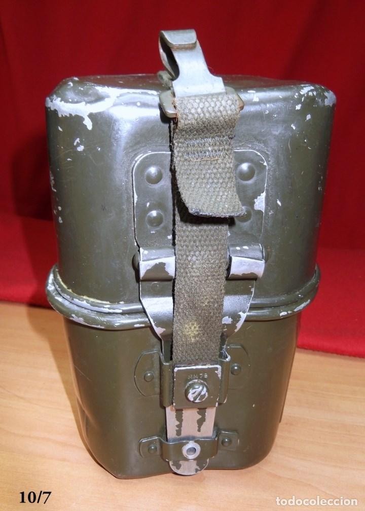 Militaria: Fiambrera-Marmita Militar - Foto 2 - 86701944
