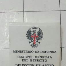 Militaria: ANTIGUA CAJA CERILLAS MILITAR. Lote 55878684