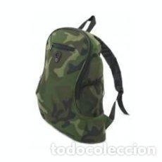 Militaria: ESTUPENDA MOCHILA DE CAMUFLAJE DE LUXE MEDIDAS 28.00 X 38.00 X 12.50 CM. Lote 91173930