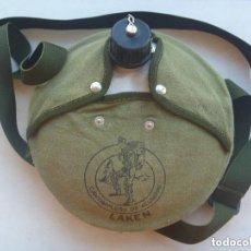 Militaria: CANTIMPLORA DE ALUMINIO LAKEN .. Lote 92786790