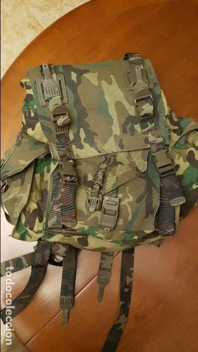 Militaria: Mochila ligera del Ejercito Español - Foto 2 - 97093527