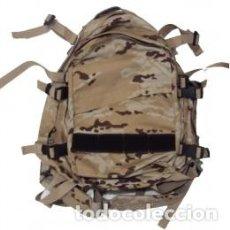 Militaria: ESTUPENDA MOCHILA TACTICA DE 30 LITROS EN COLOR ÁRIDO DE 45CMTS DE ANCHO X 45 CMTS ALTO. Lote 101765347