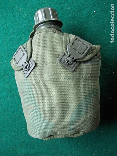 Militaria: Cantimplora infantería de marina - Foto 2 - 108237955