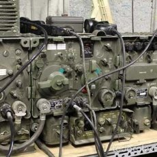 Militaria: CABLE HUESO CX-1213 /U RADIO MILITAR. Lote 109534644