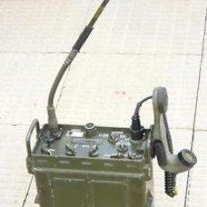Militaria: ANTENA FLEJE CORTA AT-272 MILITAR SEM-35. Lote 109539780