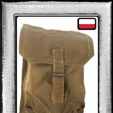Militaria: ANTIGUA BOLSA DEL EJERCITO POLACO -(R-005-F). Lote 113349563