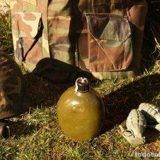 Militaria: CANTIMPLORA MILITAR DE ALUMINIO. Lote 115614875