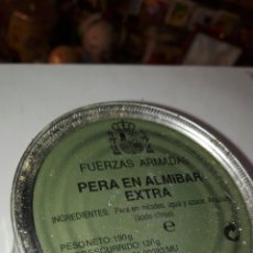 Militaria: LATA PIÑA EN ALMIBAR EJERCITO ESPAÑOL. Lote 116098428