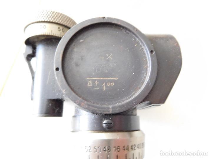 Militaria: Antiguo goniometro militar de artillería - Foto 5 - 116279379