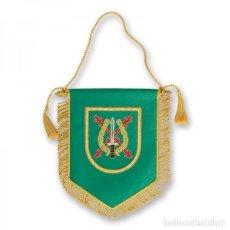 Militaria: PRECIOSO BANDERÍN BORDADO CON FLECOS DEL GRUPO DE OPERACIONES ESPECIALES DE LA GOE DE 12 X 13 CMTS . Lote 116294803